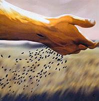 10 de julho 2011- A Palavra semeada no coração