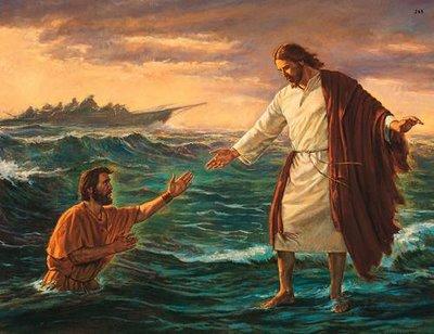 XIXº Dom Tempo Comum -Confiar em Jesus e vencer o mal