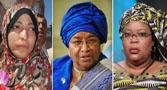 Nobel da Paz de 2011 será compartilhado por três mulheres