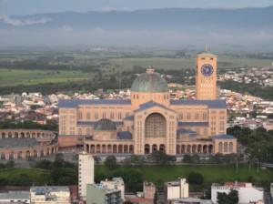 Basílica é cadidata a uma das maravilhas da Estrada Real