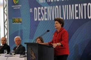 Desenvolvimento do país depende da educação, diz presidenta