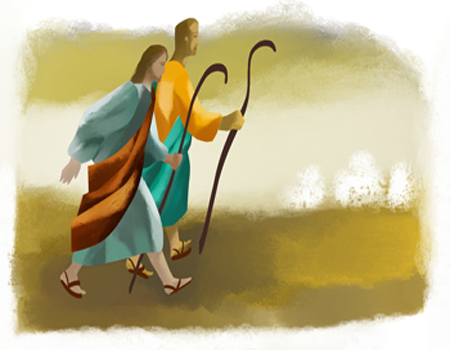 Discípulos do Senhor: ser instrumentos de Deus!
