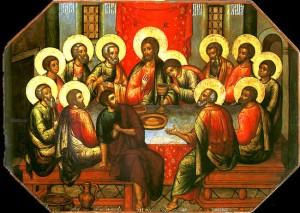 A instituição da Eucaristia é o núcleo da Última Ceia