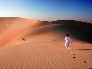 A força do deserto