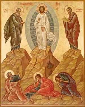 Homilia II dom Quaresma -Transfigurar a vida