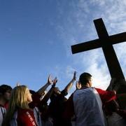 A cruz e a Jornada Mundial da Juventude