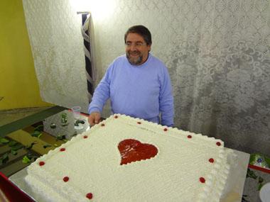 Padre Graciano celebra mais um ano de vida