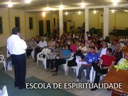 Escola de espiritualidade retoma suas atividades