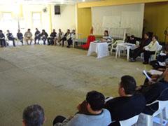 Reunião do CPS (Conselho Pastoral Setorial) do setor Poços