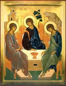 03 de junho  Santíssima Trindade
