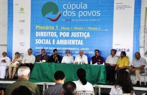 Comissões da CNBB participam da Cúpula do povos