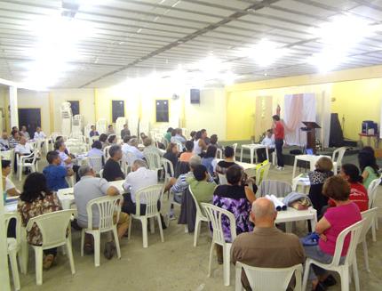 Planejamento Pastoral do SCJ traça objetivos e projetos para 2013