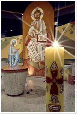 Homilia IIº dom de Páscoa  - Cristo Vive em nós