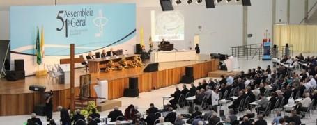 Assembléia dos bispos chegou ao fim nesta sexta-feira