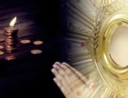 Não podeis servir a Deus e a o dinheiro