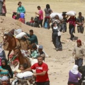 Vaticano destina 72 milhões de doláres aos refugiados sírios