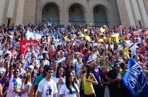 Guaxupé celebra o Dia Nacional da Juventude