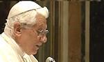 Bento XVI ressalta a figura de João Batista em discurso na Praça São Pedro