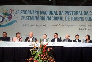 Mais de 800 pessoas participam do 4º Encontro da PASCOM em Aparecida-SP