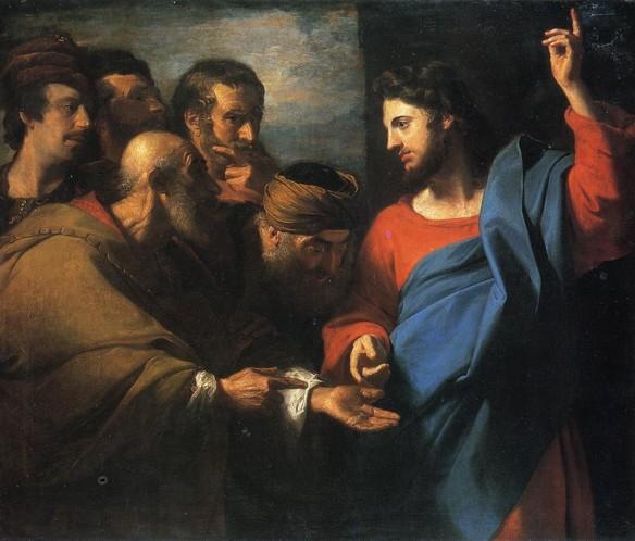 XXIXº Dom Comum - A César o que é de César  a Deus o Que é de Deus