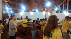 Setor missionário São José se reúne para dar seguimento a caminhada das SMP