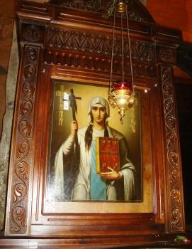 Santa Nina ou Cristiana