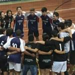 Grupo de jovens da paróquia SCJ participa do Jogos da Juventude Cristã ( JOJUC)