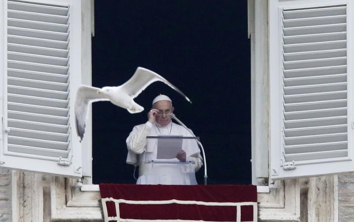 Paz deve ser conquistada, diz Papa