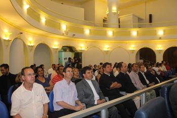 Diocese de Guaxupé é homenageada na Câmara Municipal em Poços de Caldas
