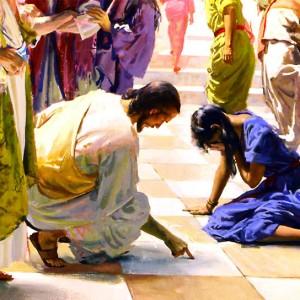 Evangelho – Jo 8,1-11