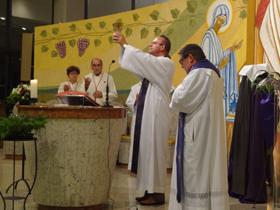 Padre Heraldo celebra 26 anos de vida sacerdotal