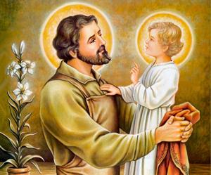 Um nome comum especial - Dia de São José