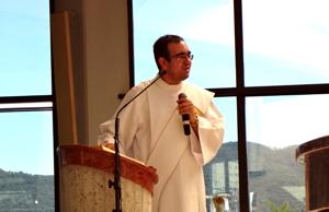 Diácono Jeremias Nicanor visita a paróquia SCJ e comunidades