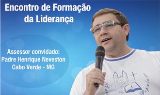 Padre Henrique Neveston conduzirá formação para a liderança da paróquia SCJ