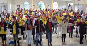 Paróquia Sagrado Coração de Jesus realiza 3º Retiro das Santas Missões Populares