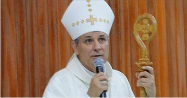 """A Diocese de Guaxupé é a diocese sonhada por qualquer bispo"""