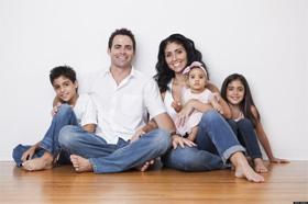 Pais, filhos, família
