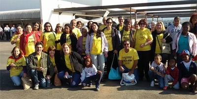 Missionários da Paróquia SCJ marcam presença na Romaria Missionária em Juruaia