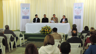 Bispo diocesano lança Semana da Família em Poços de Caldas