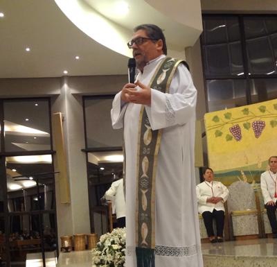"""Homilia XXIIIº Dom Comum – """"...não pode ser meu discípulo"""""""