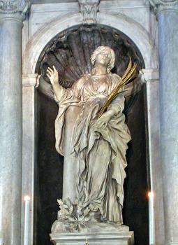Santa Bibiana ou Viviana