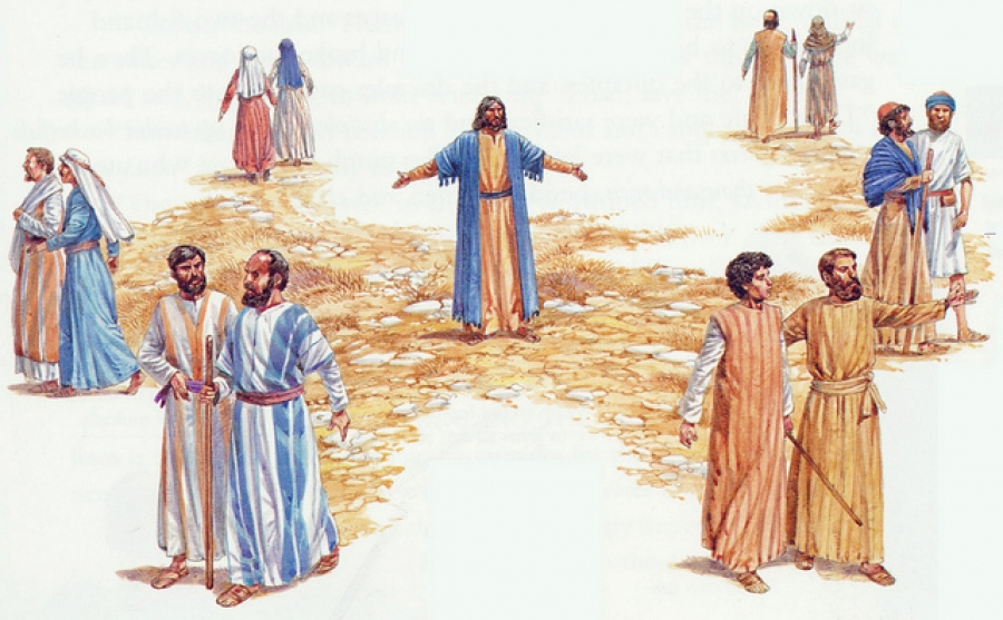 (Lc 10,1-9)