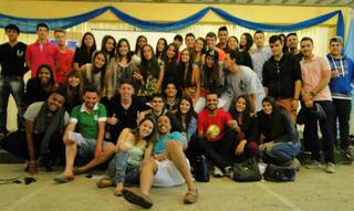 Grupo de Jovens Coração Sagrado promove a Semana da Juventude - 2017