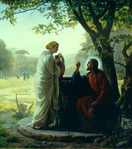 IIIº Dom da Quaresma – Sede de Deus