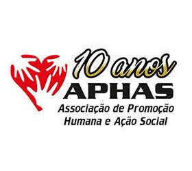 APHAS – Rosto Social da Paróquia : 10 anos de promoção humana e ações sociais