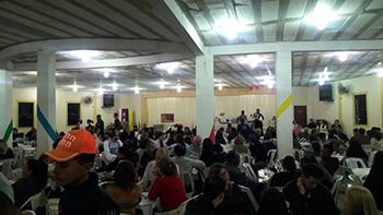 Toda a comunidade marcou presença na Festa do Sagrado - 2017
