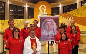 Missa com a Pastoral da Partilha motiva os fiéis na vivência do dízimo na comunidade