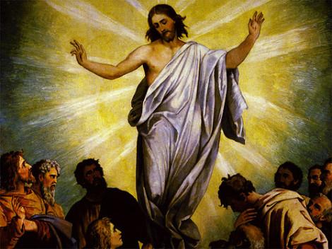Ascensão do Senhor Ano B                                 - Começa o tempo                           dos discípulos