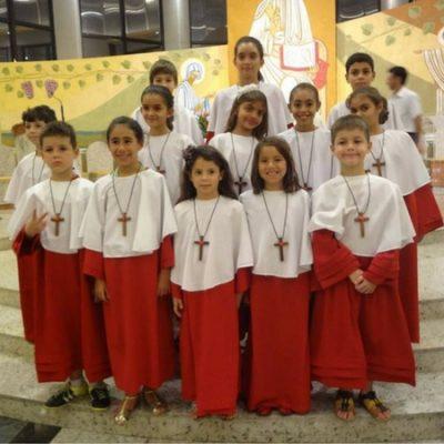 Ministério dos corioinhas