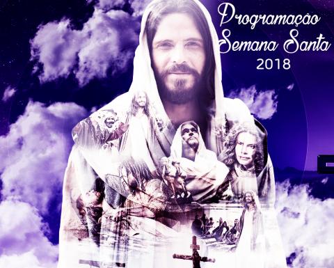 Programação completa Semana Santa 2018